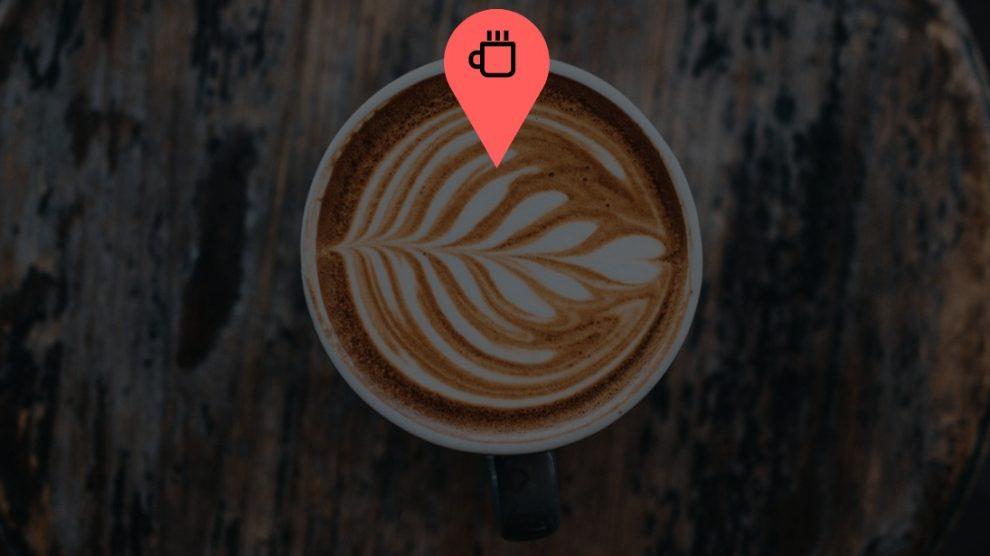 Cafetería sociedad del café