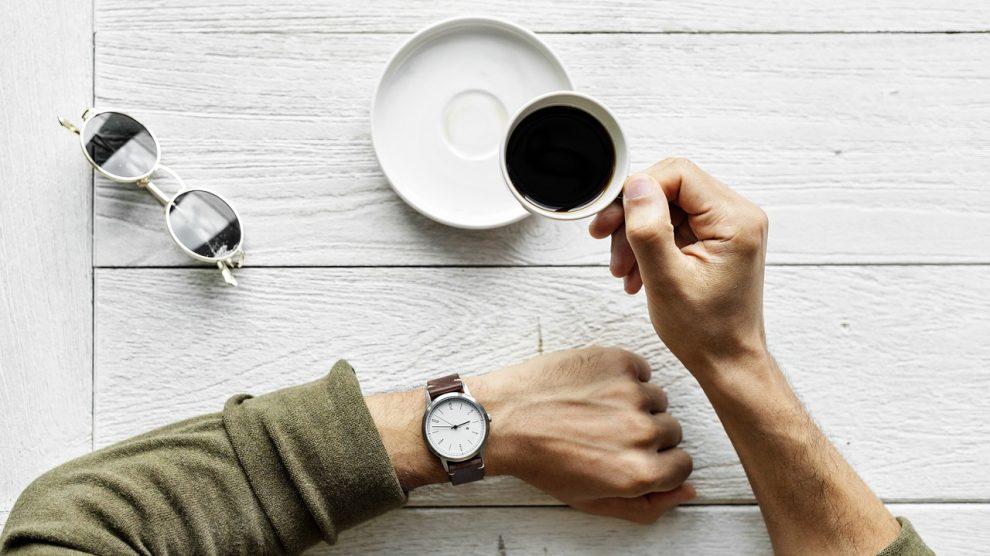 Cuáles son las mejores horas para tomar café