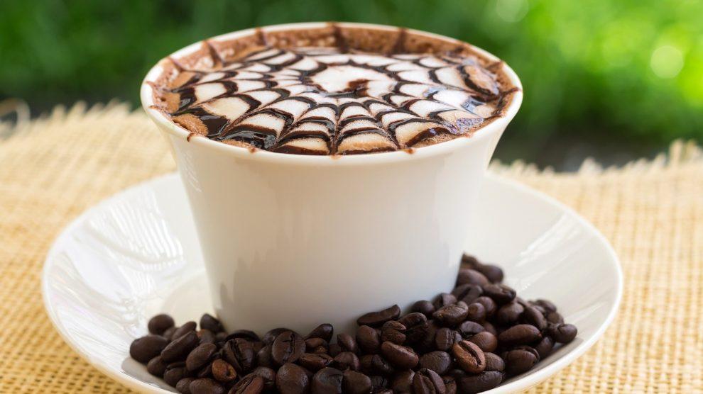 café moca o mocachino