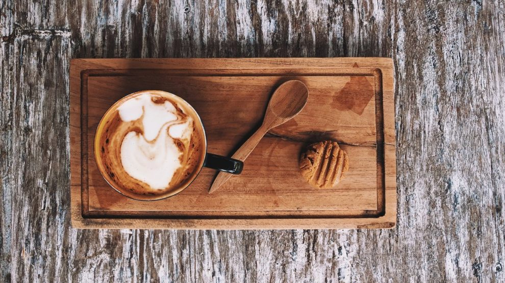 Café macchiato o manchado