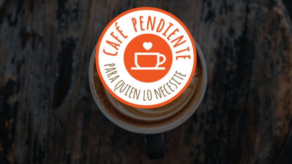 Café sospeso o café pendiente