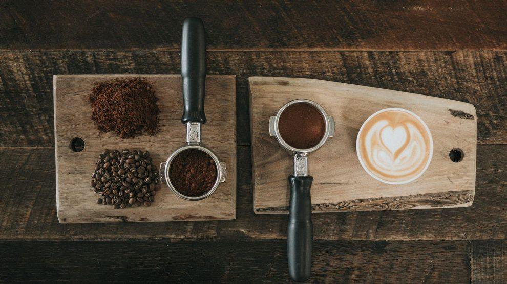 Orígenes del café
